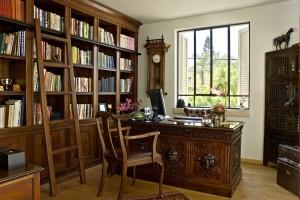 ספרייה מעוצבת של חברת מדרה